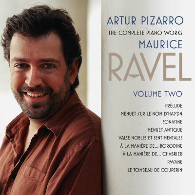 The Complete Piano Works of Maurice Ravel, Vol. 2